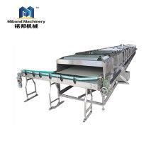 Beste Qualität Spray Typ Flasche Kühlung Tunnel Fruchtsaft Sterilisation Ausrüstung Spritzen Immersion Pasteurisator