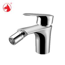 Messing verchromt Einhebel Bidet Wasserhahn (ZS80204)