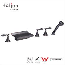 Haijun Cheap Contemporary ISO 9001:2008 Thermostatic Bathroom Faucets Set