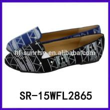 2015 Damen benutzerdefinierte Großhandel Schuhe Komfort Schuhe Bulk Großhandel Schuhe