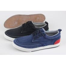 Homens Sapatos Lazer Conforto Homens Sapatos De Lona Snc-0215075
