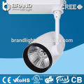 Energia de poupança de energia de alta Eficiência 20w LED Track Light, Track Light LED, COB LED Track Light