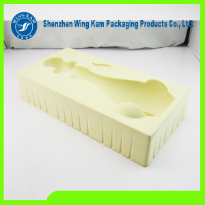 OEM Thermoform Plastik Flocking Blister