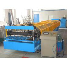 Ibr y hoja de techo corrugado laminado en frío que forma la máquina