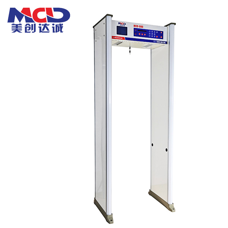 walkthrough metal detector price