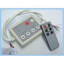 6 chave infravermelha RGB LED Controller