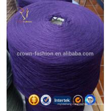 100% mongolian cashmere yarn baby knitting yarn
