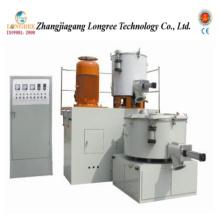 Misturador plástico, unidade plástica do misturador do turbocompressor, misturador de teste do laboratório do PVC, unidade de alta velocidade do misturador