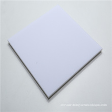 White Colored Polycarbonate LED Light Diffuser Sheet