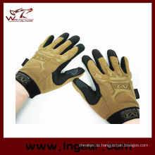 Volle Fingerhandschuhe Airsoft taktische M-Pact-Stil