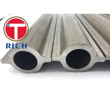Cold Drawn Round Boiler Finned Tube Two Fins