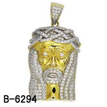 Hochwertige Modeschmuck Anhänger Silber 925