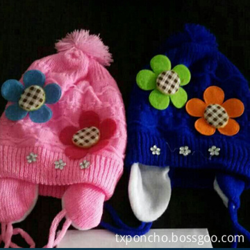 Wholesale Fashionable Baby Knit Beanie Cap