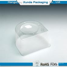 Embalaje cosmético transparente