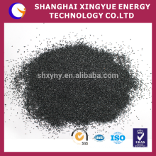 High hardness black silicon carbide particulate price for sandblasting and refractory