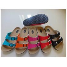 Süßigkeit Farbe: Kinder kleine Sandalen