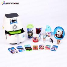 Sunmeta hot sale mug phone case 3D mini sublimation heat press vacuum machine
