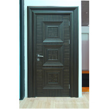 Affordable Priced Wooden Wenge Veneered Molded Interior Door