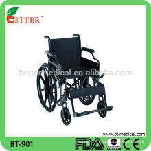 Chaise roulante en aluminium