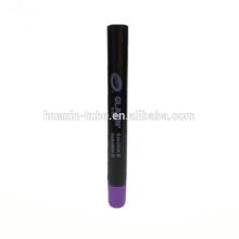 Тонкий длинный пластиковый косметический гель иглы нос пробка 10ml