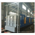 Electric Bogie Hearth trolly type furnace