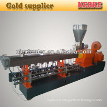 plastic granules extruder to make pellets
