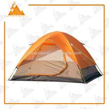 215 * 215 * 130 cm dupla dupla camada impermeável pessoa ao ar livre acampar barraca de piquenique de engrenagem durável
