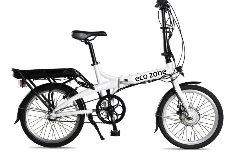 Front and rear fender electric bicycles