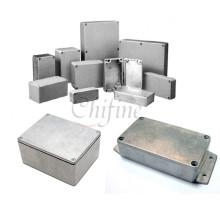 Caja eléctrica de aluminio personalizados impermeable IP68