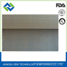 Membrane architecturale en plastique de bâtiment de téflon de PTFE