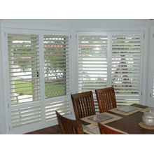 63mm/89mm/114mm Sizes Louver Shutters (SGD-S-5237)
