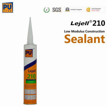 (PU) Módulo de sellante de poliuretano bajo para la construcción (Lejell210)