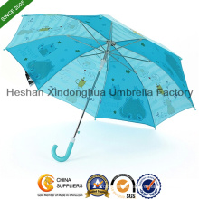 Quality Manual Open Kid Umbrellas for Boys and Girls (KID-0019ZF)