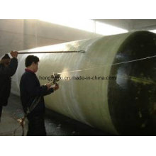 Spraying Equipment of Making Fiberglass Products