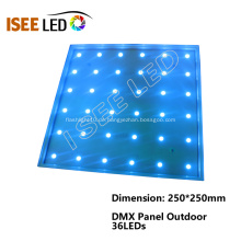 Disco-Decke RGB LED-Panel DMX512 Licht