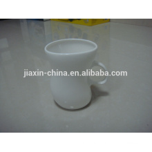 hot sale 12oz porcelain coffee mug