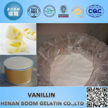 Naturally sourced material wholesale ethyl vanillin powder food processing