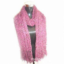Hand Knitted Scarf for Winter, Warm and Trendy