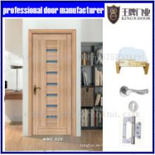 Puerta combinada de estilo europeo