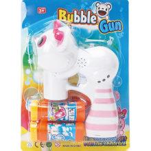 Наружная летняя музыкальная игрушка обезьяна Bubble Gun Toy