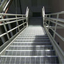 Welded Stair Tread Steel Bar Grating