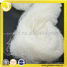 100% China Reflective Feather Yarn for Knitting of Clothing with High Elasticity