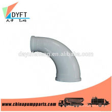 concrete pump spare parts schwing concrete pumps sale elbow for boom truck
