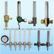 Industrial Argon/Helium/CO2 Gas Tube Flowmeters