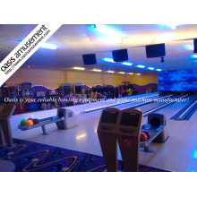 Bowling Equipment with Installation Service (Brunswick GS98)