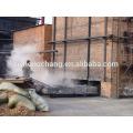 Aktivkohle aus Walnussschalen zur Dieselentschwefelung