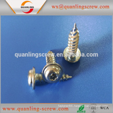 Factory direct sales all kinds of pan flanged head self tapping screw for furniture