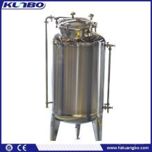 KUNBO 304 ou 316 en acier inoxydable bière vin stockage lumineux bière réservoir