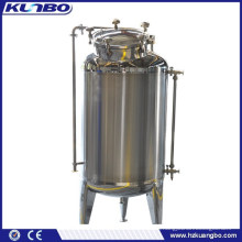 KUNBO 304 or 316 Stainless Steel Beer Wine Storage Bright Beer Tank