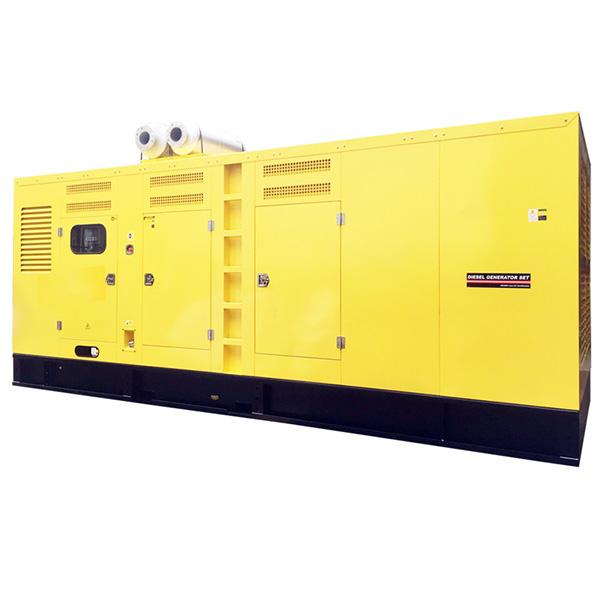 Yangdong Rainproof Diesel Generator 2
